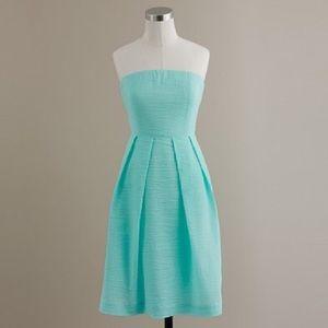 J.Crew Strapless Lorelei Dress